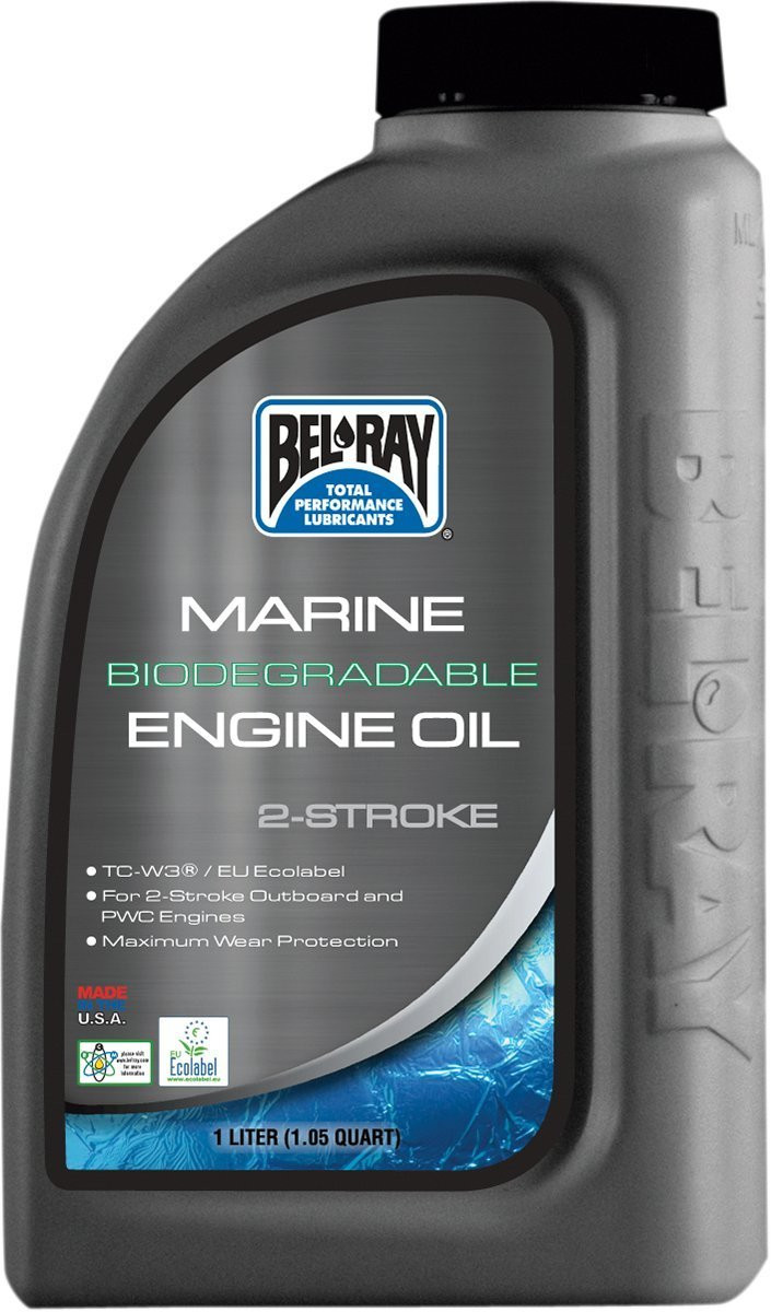 Aceite Bel-Ray 2T Marine Biodegradable 1L