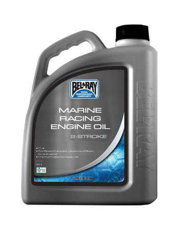 Aceite Bel-Ray 2T Marine Racing 4L