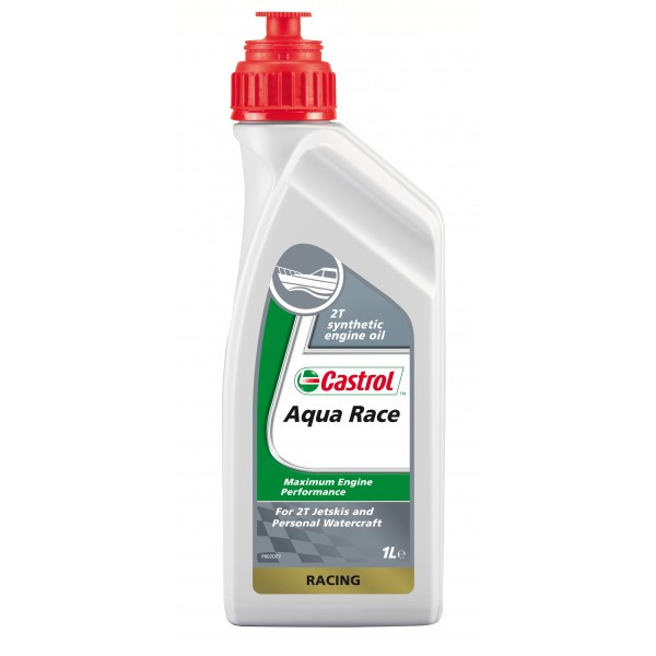 Aceite Castrol Aqua Race (Red) 1L