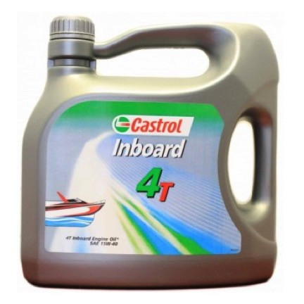Aceite Castrol Inboard 4T 4L