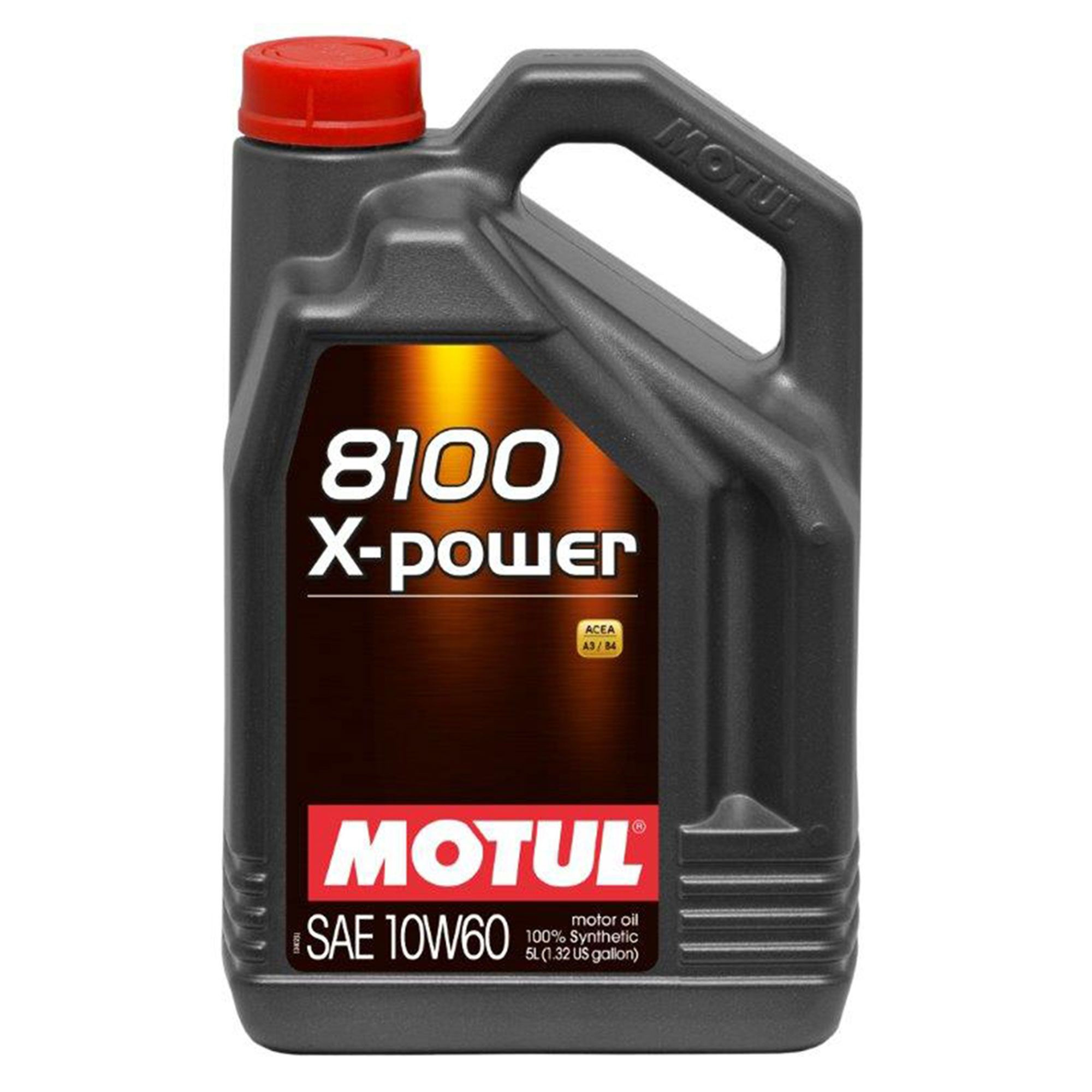 Aceite MOTUL 8100 X-Power 10W60 5L