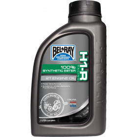 Aceite Bel-Ray 2T H1-R Racing 100% Synthetic Ester 1L