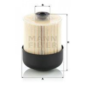Filtro de combustible MANN-FILTER PU9011z KIT
