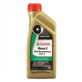 Líquido de frenos Castrol React Performance DOT4 1L