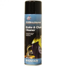 SILKOLENE Brake & Chain Cleaner 500ML