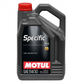 Aceite MOTUL Specific Ford 913D 5W30 5L